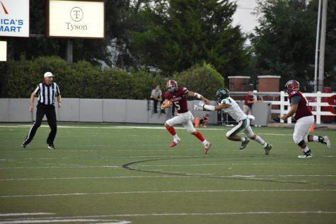 Bulldogs Fall to Van Buren in Opening Game